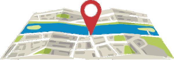 Where - Map